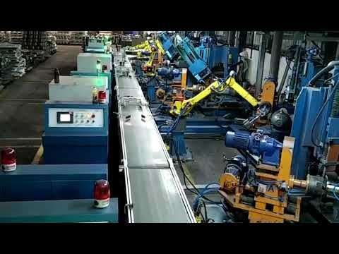 Stainless Steel Cookware Production Line Manufacturers