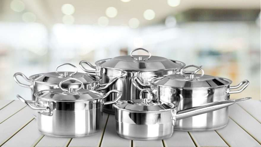 Stainless Steel Cookware Safe Manufacturers