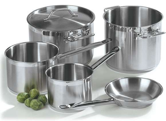 Stainless Steel Cookware Set Accessory Manufacturers