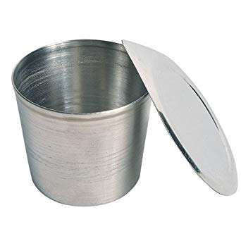 Stainless Steel Crucible Manufacturers