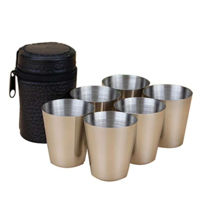 Stainless Steel Cup Leather Manufacturers