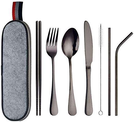 Stainless Steel Cutlery Set Bag Manufacturers