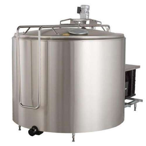 Stainless Steel Dairy Tank Manufacturers