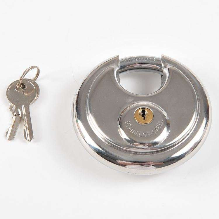 Stainless Steel Disc Lock Manufacturers