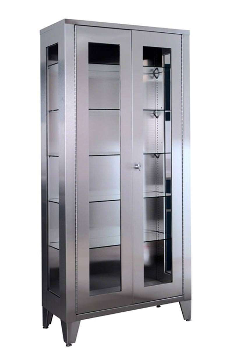 Stainless Steel Display Case Manufacturers