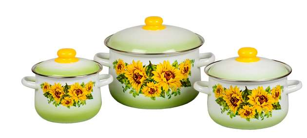 Stainless Steel Enamel Cookware Manufacturers
