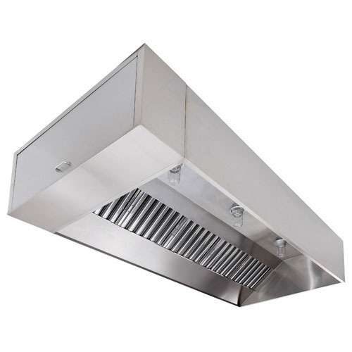 Stainless Steel Exhaust Hood Manufacturers