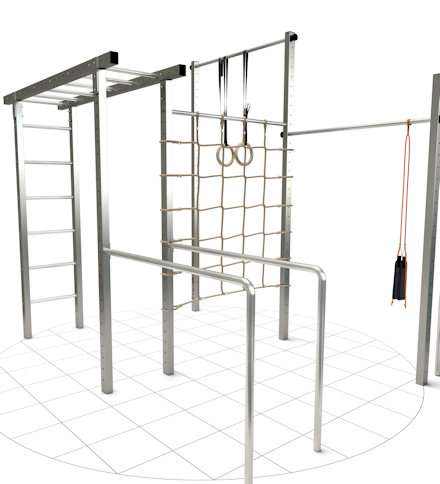 Stainless Steel Fitness Equipment Manufacturers