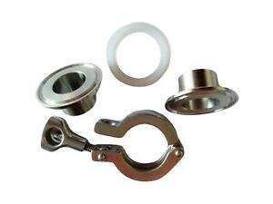 Stainless Steel Fitting Clamp Manufacturers