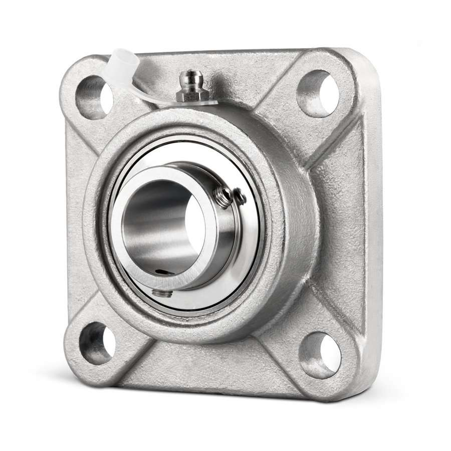 Stainless Steel Flange Bearing Manufacturers