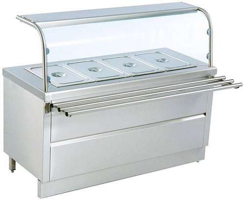 Stainless Steel Food Bar Manufacturers
