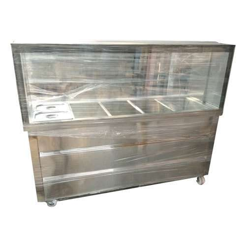 Stainless Steel Food Display Manufacturers