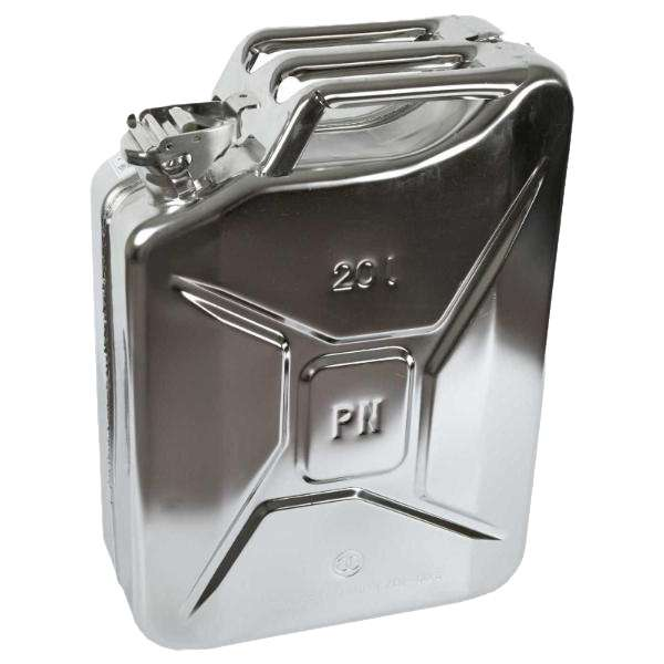 Stainless Steel Fuel Can Manufacturers