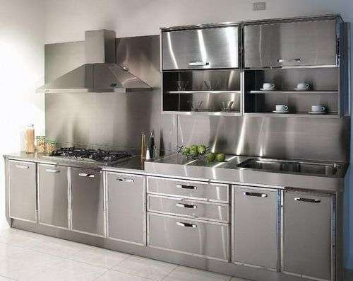 Stainless Steel Furniture Kitchen Manufacturers
