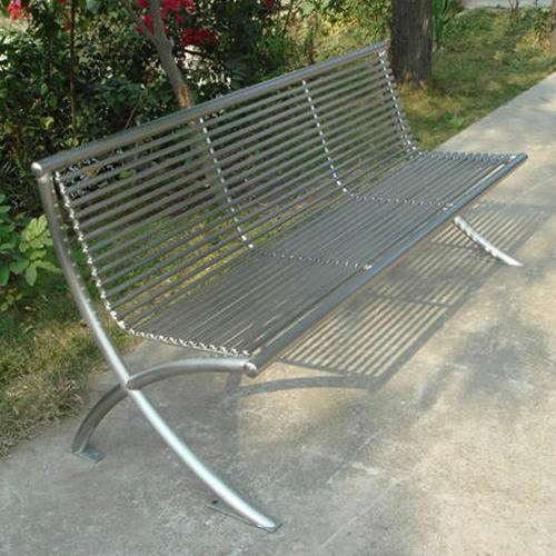 Stainless Steel Garden Chair Manufacturers