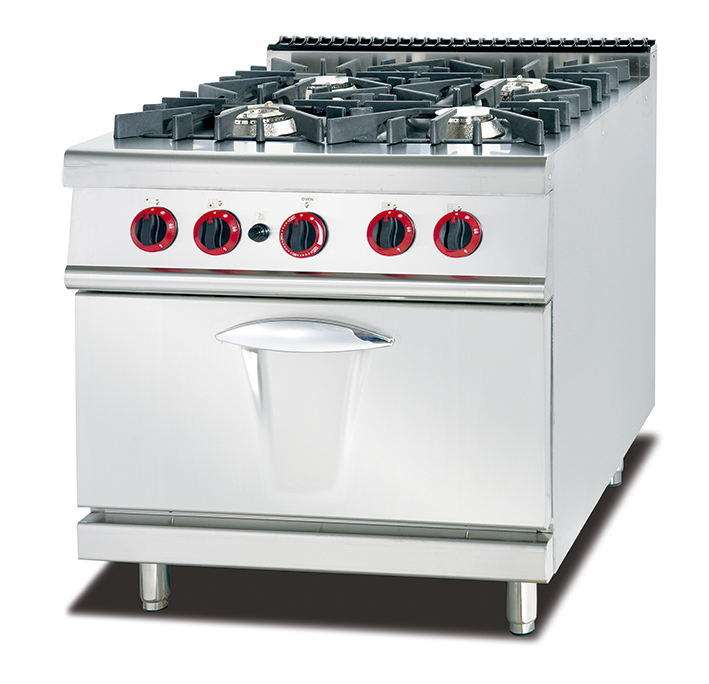 Stainless Steel Gas Oven Manufacturers