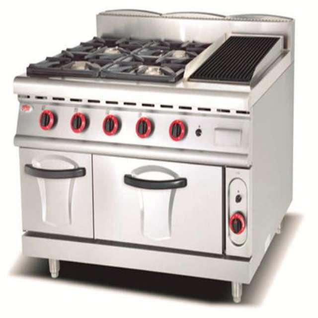 不锈钢烧烤炉 制造商