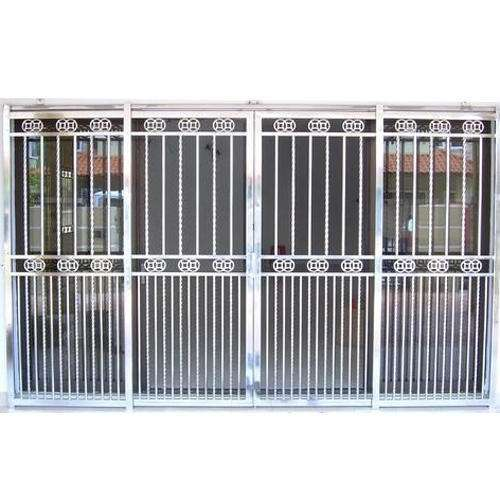 Stainless Steel Grill Work Manufacturers