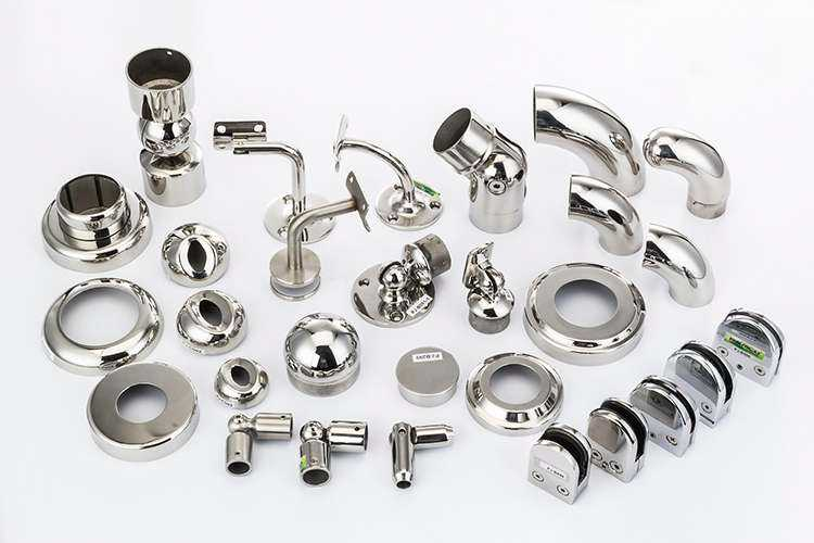 Stainless Steel Handrail Accessory Manufacturers