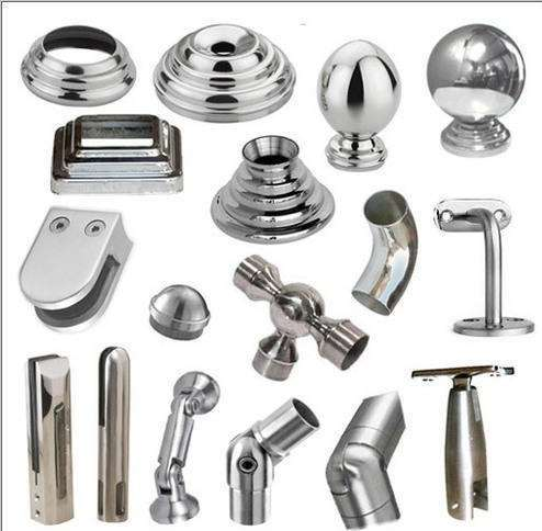 Stainless Steel Handrail Glass Clamp Manufacturers