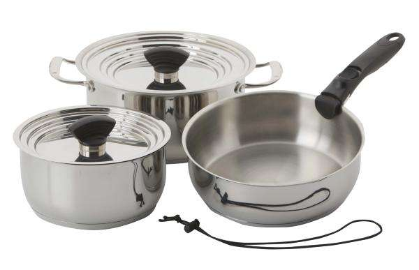 Stainless Steel Induction Cookware Manufacturers