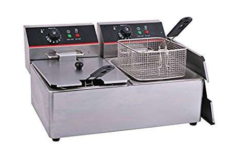 Stainless Steel Industrial Fryer Manufacturers