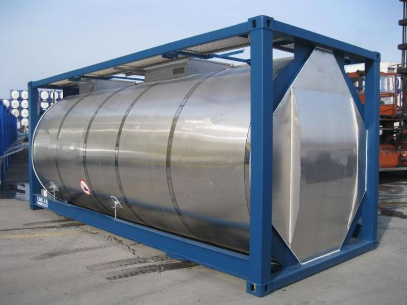 Stainless Steel Iso Tank Manufacturers