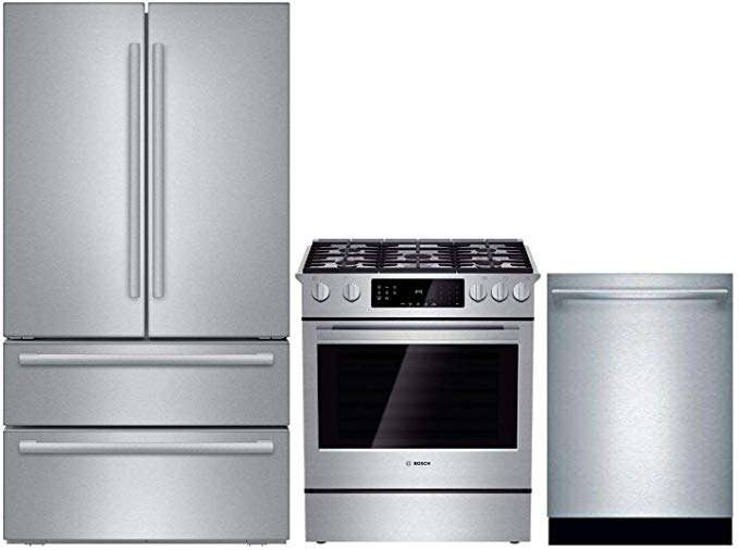 Stainless Steel Kitchen Appliance Set Manufacturers