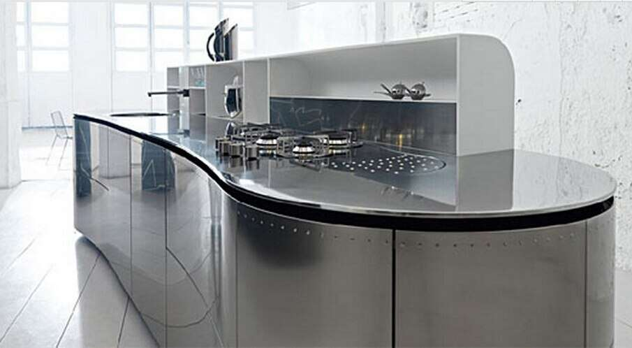 Stainless Steel Kitchen Cabinet Top Manufacturers