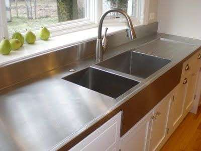 Stainless Steel Kitchen Counter Manufacturers