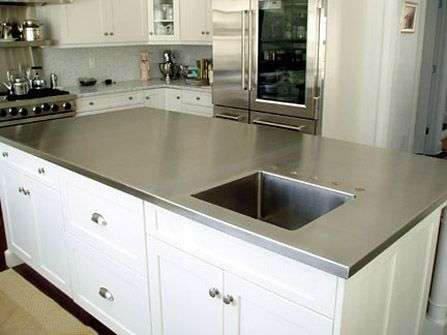 Stainless Steel Kitchen Countertop Manufacturers