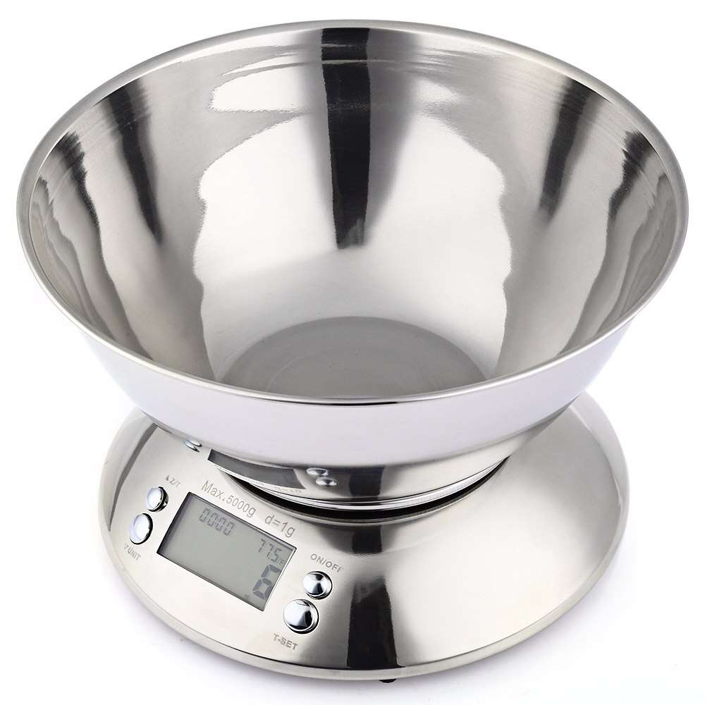 Stainless Steel Kitchen Scale Manufacturers