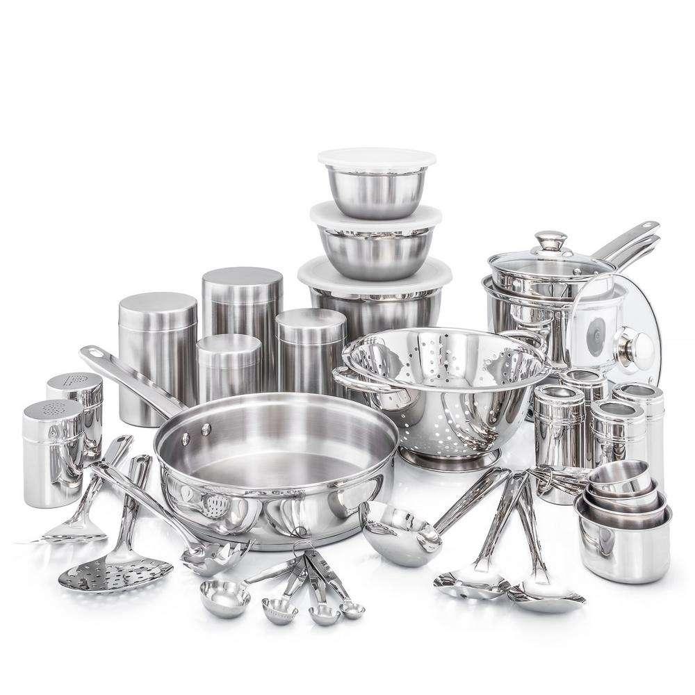 Stainless Steel Kitchen Set Manufacturers
