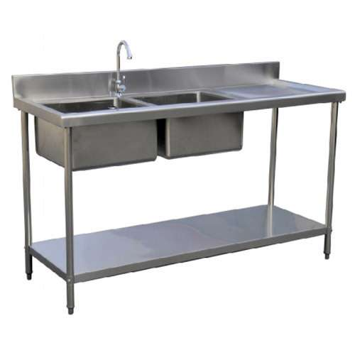 Stainless Steel Kitchen Sink Table Manufacturers