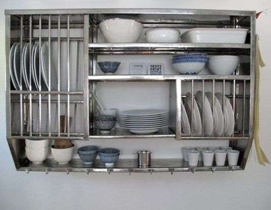 Stainless Steel Kitchen Storage Rack Manufacturers
