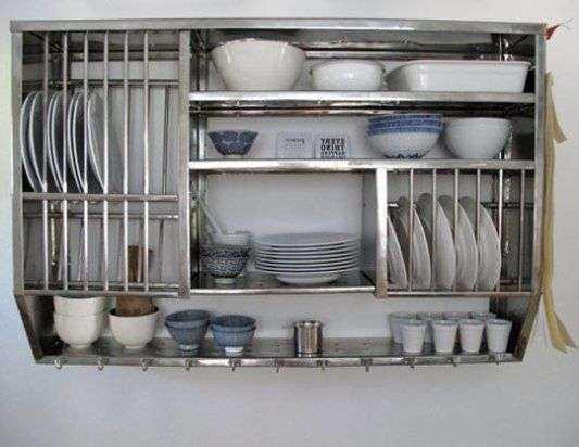Stainless Steel Kitchen Storage Rack Manufacturers
