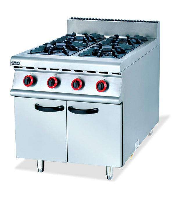 Stainless Steel Kitchen Stove Manufacturers