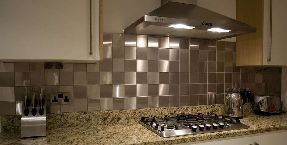Stainless Steel Kitchen Tile Manufacturers