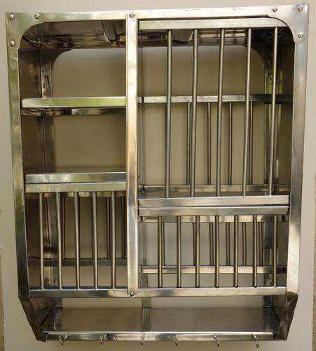 Stainless Steel Kitchenware Rack Manufacturers