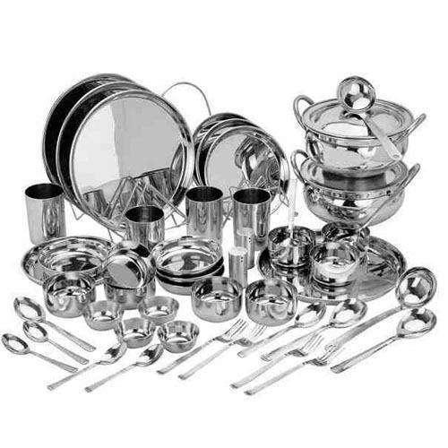 Stainless Steel Kitchenware Set Manufacturers