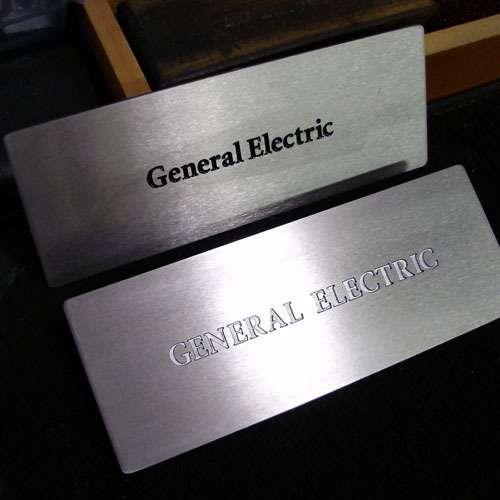 不锈钢激光打标 制造商