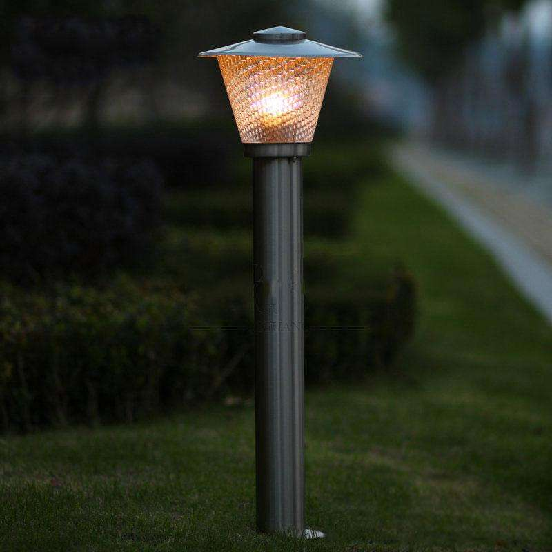 Stainless Steel Lawn Lamp Manufacturers