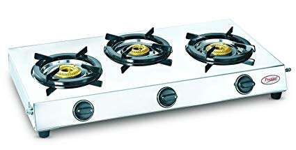 Stainless Steel Look Gas Range Manufacturers