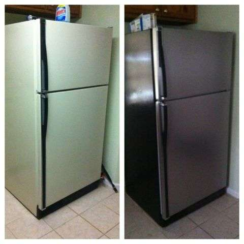 Stainless Steel Look Refrigerator Manufacturers