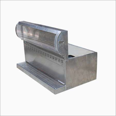 Stainless Steel Machine Body Manufacturers