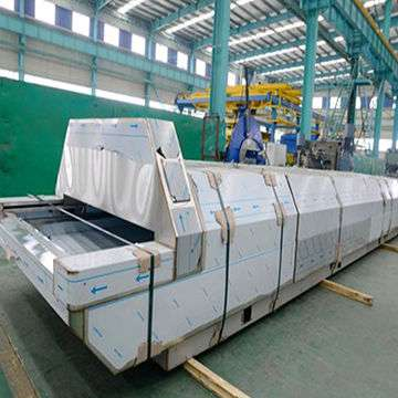 Stainless Steel Machinery Manufacturers