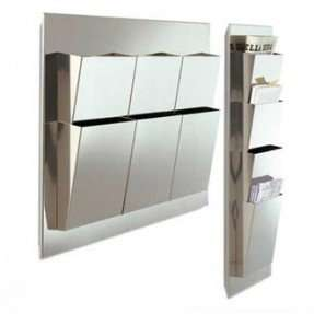 Stainless Steel Magazine Rack Manufacturers