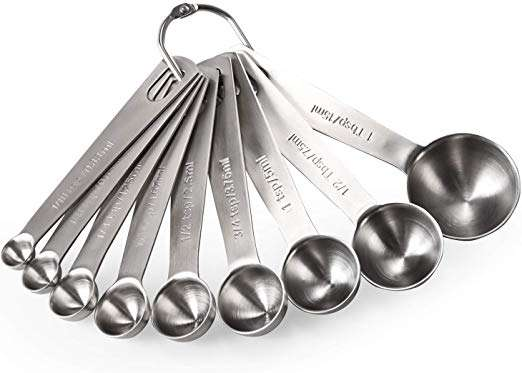 Stainless Steel Measuring Spoon Set Manufacturers