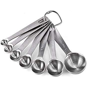 Stainless Steel Measuring Spoon Manufacturers