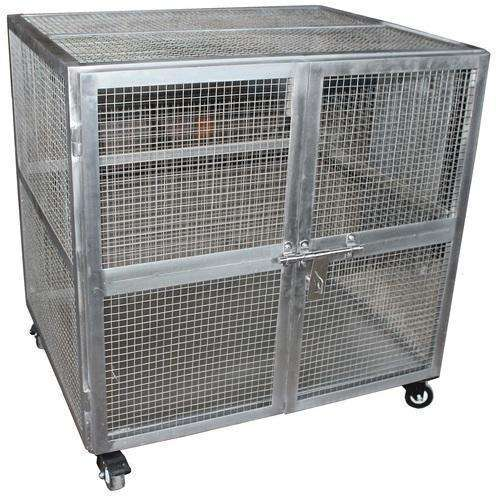 Stainless Steel Mesh Cage Manufacturers